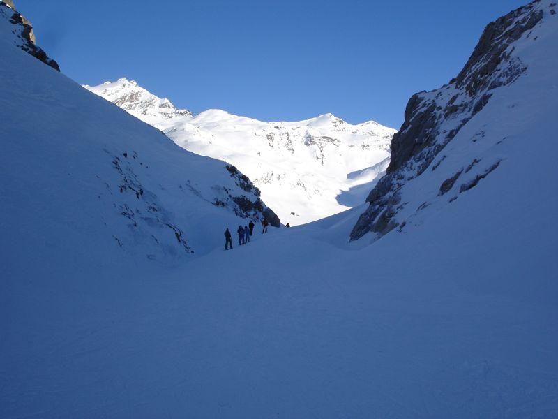 Val d'isère : Les gorges de Malpasset Dsc03824
