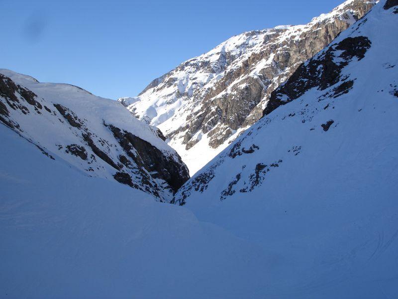 Val d'isère : Les gorges de Malpasset Dsc03825