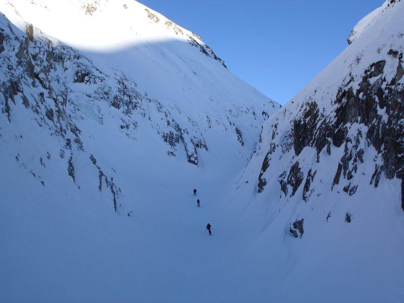Val d'isère : Les gorges de Malpasset Dsc03826