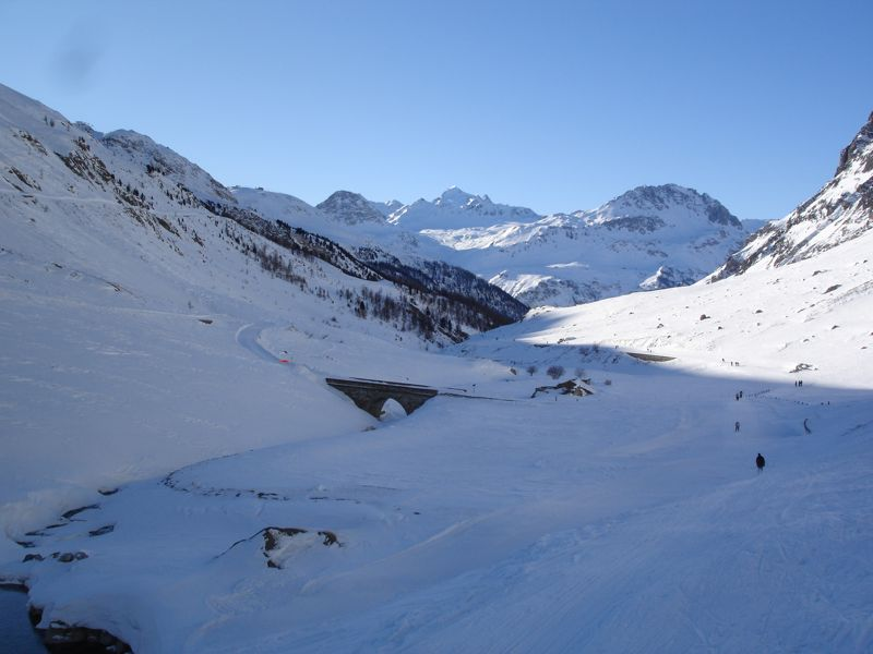 Val d'isère : Les gorges de Malpasset Dsc03830