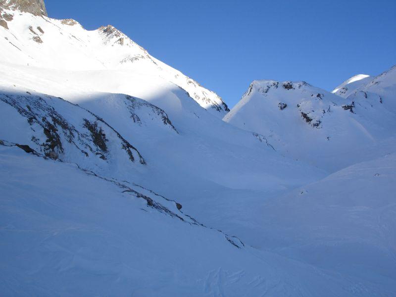 Val d'isère : Les gorges de Malpasset Dsc03832
