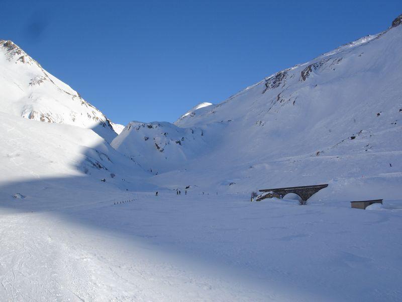 Val d'isère : Les gorges de Malpasset Dsc03833