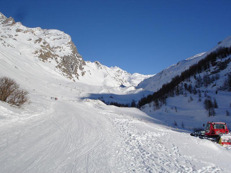 Val d'isère : Les gorges de Malpasset Dsc03835