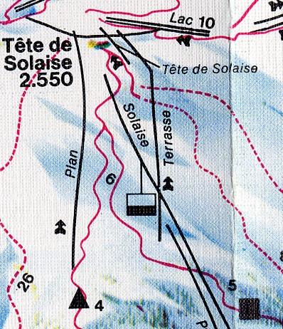 [Val d'Isère]Photos d'archives des remontées mécaniques - Page 2 Terras10