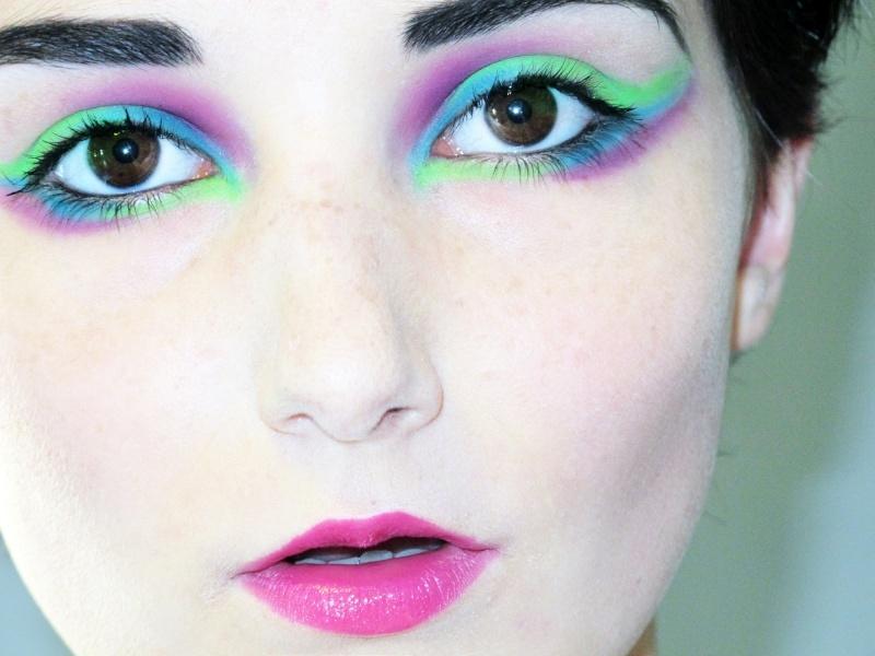 [Make Up] Maquillage Yuyu10
