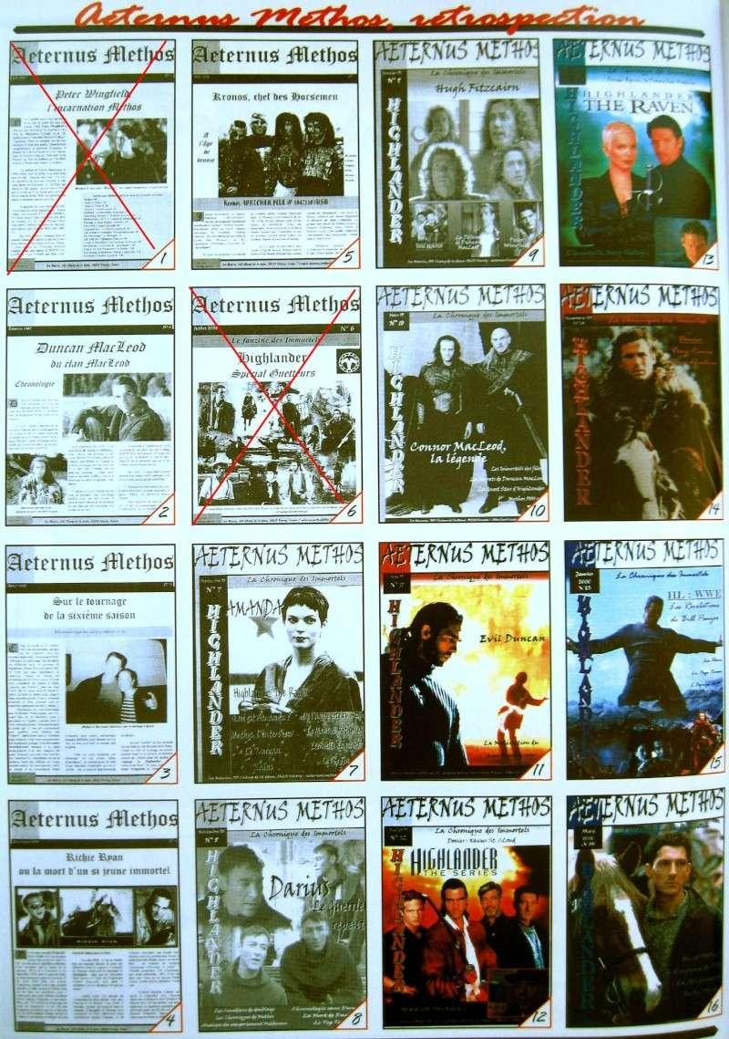 Fanzine Aeternus Methos Am0110