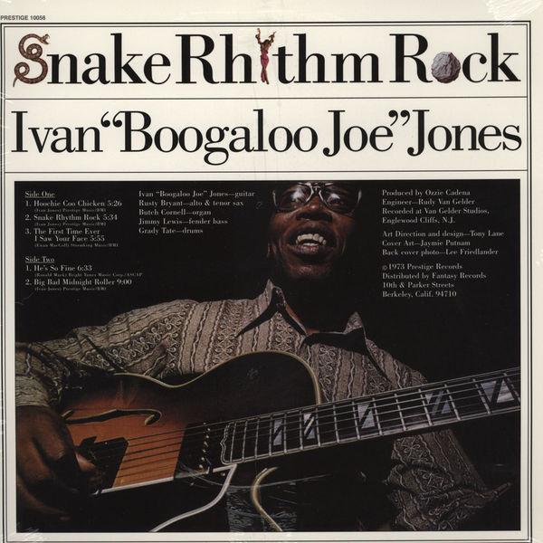 """Ivan """"Boogaloo Joe"""" Jones 27808010"""