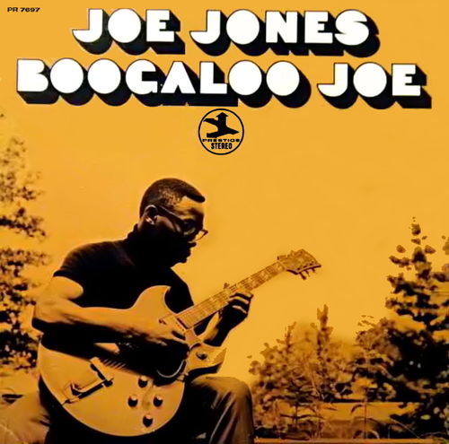 "Ivan ""Boogaloo Joe"" Jones 70033510"