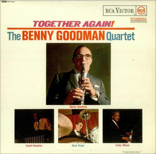 Vos quartets de Jazz préférés. Benny-10