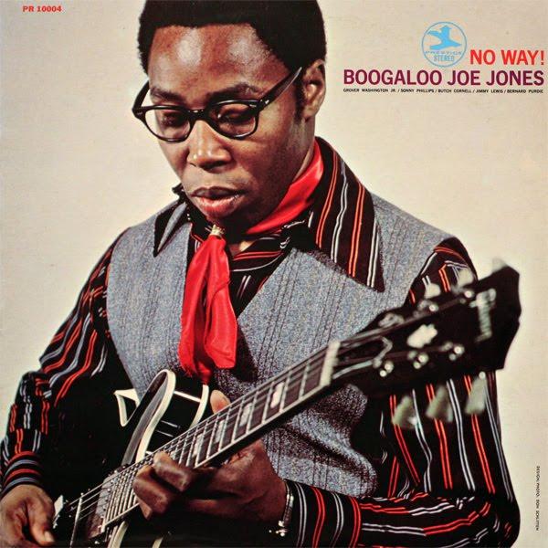 "Ivan ""Boogaloo Joe"" Jones Boogal13"