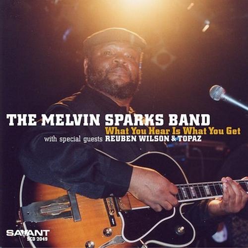 Melvin Sparks Front43