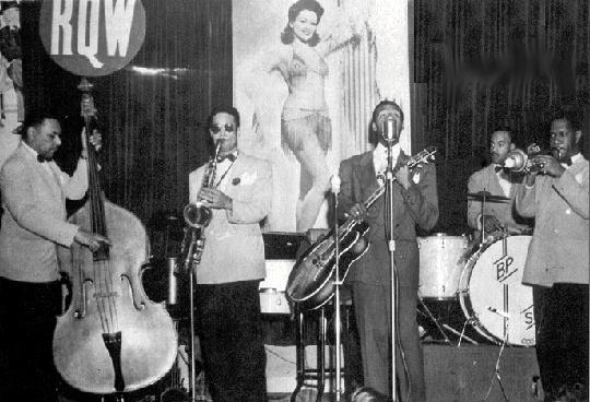 T-Bone Walker : T-Bone Blues (1957-59) - Page 2 Music110