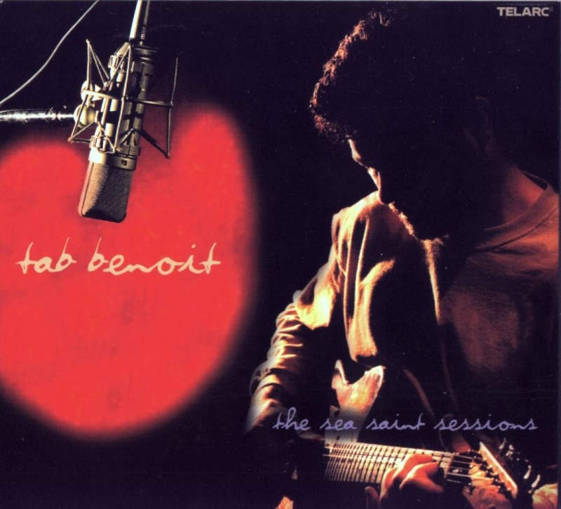 Medecine : Le blues du Bayou de Tab Benoit Sans_t35