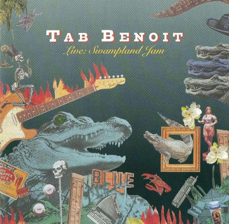 Medecine : Le blues du Bayou de Tab Benoit Sans_t36