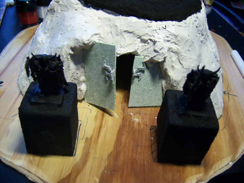 Cathayan Borderlands scenery (WIP+Completed) - Page 4 Barrow23