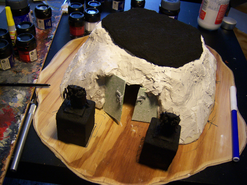 Cathayan Borderlands scenery (WIP+Completed) - Page 4 Barrow24