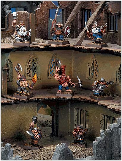 [Reference] Official Citadel Miniatures for Mordheim Dwarf_10