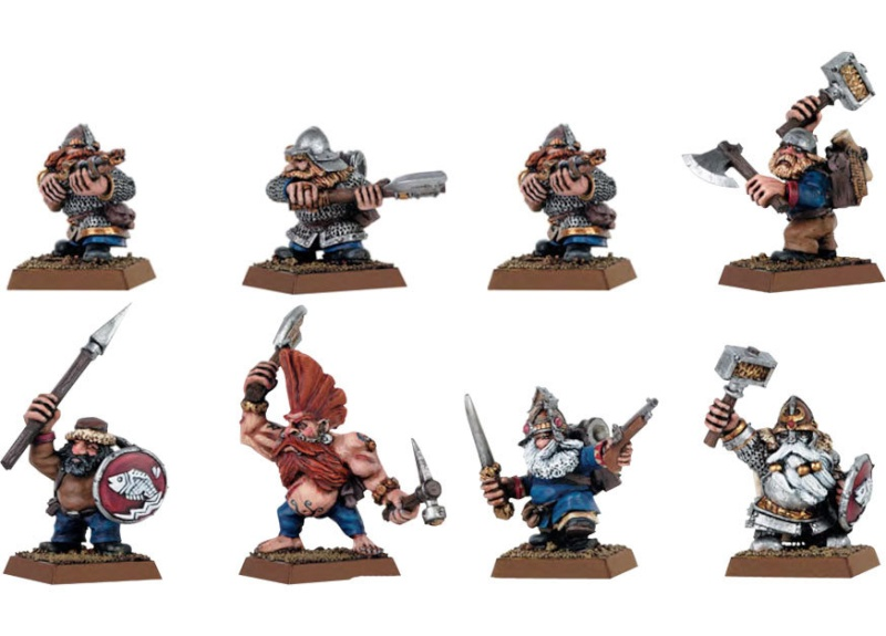 [Reference] Official Citadel Miniatures for Mordheim Dwarf_11