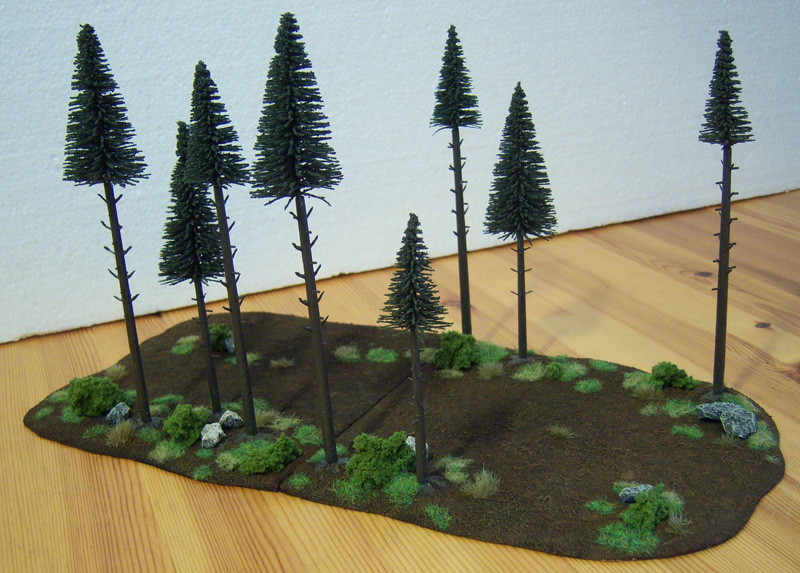 Cathayan Borderlands scenery (WIP+Completed) - Page 5 Forest24