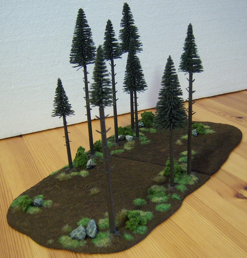 Cathayan Borderlands scenery (WIP+Completed) - Page 5 Forest25