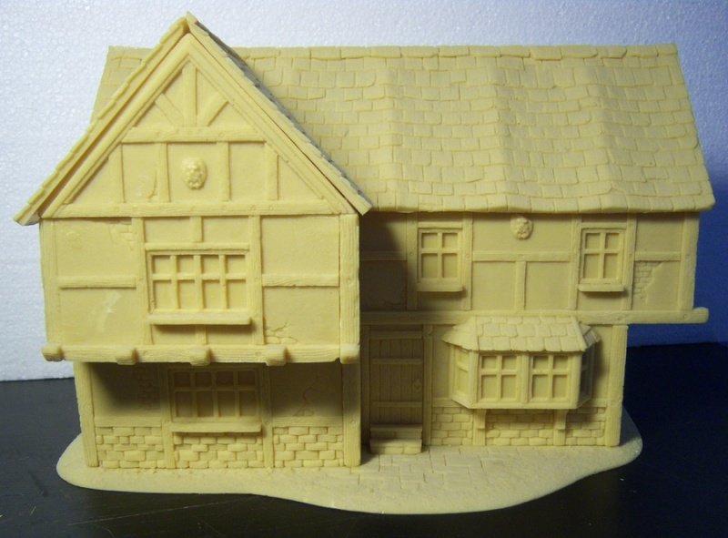 Cianty goes Urban: Medieval Buildings - Ponderings House110