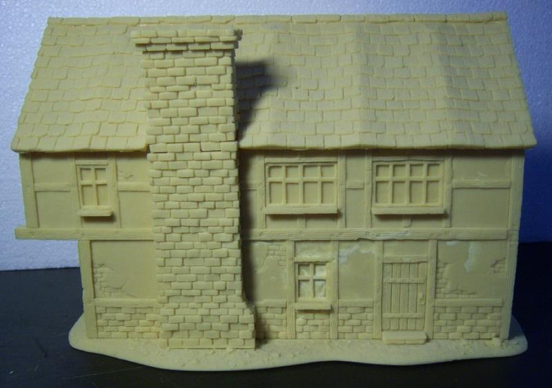 Cianty goes Urban: Medieval Buildings - Ponderings House111