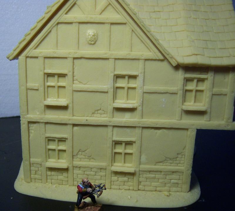 Cianty goes Urban: Medieval Buildings - Ponderings House112