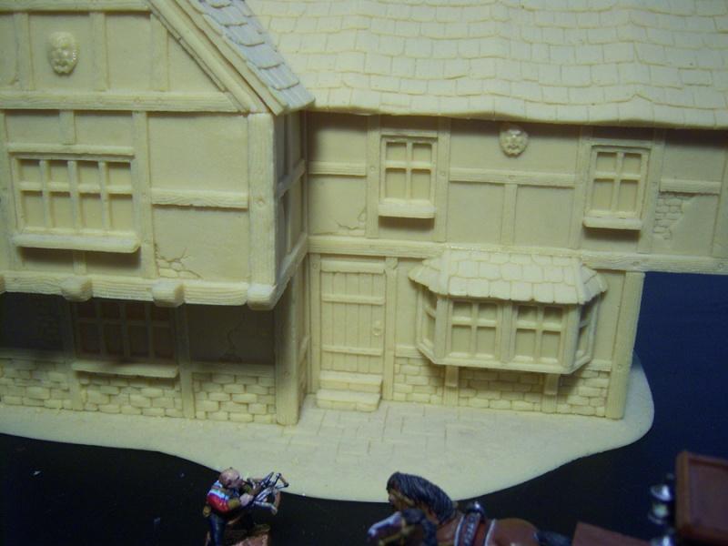 Cianty goes Urban: Medieval Buildings - Ponderings House113