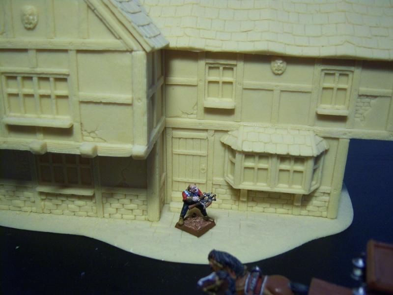 Cianty goes Urban: Medieval Buildings - Ponderings House114