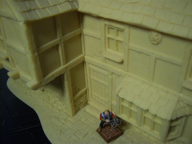 Cianty goes Urban: Medieval Buildings - Ponderings House116