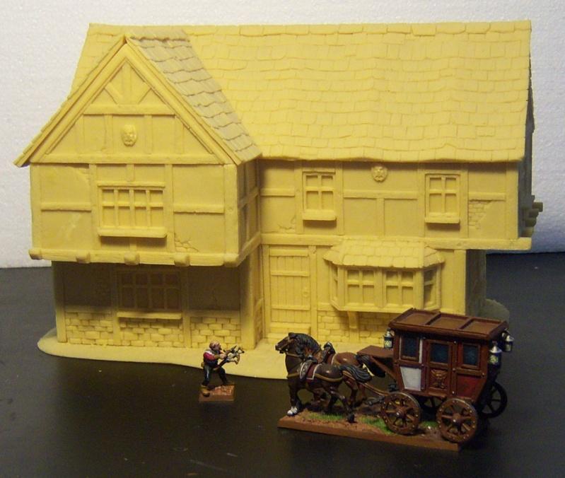 Cianty goes Urban: Medieval Buildings - Ponderings House117