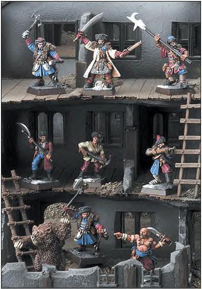 [Reference] Official Citadel Miniatures for Mordheim Kislev15