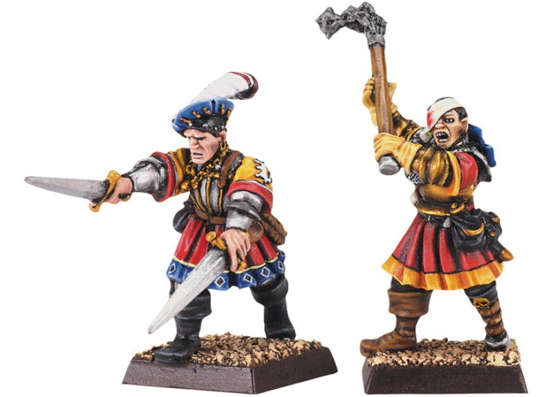 [Reference] Official Citadel Miniatures for Mordheim Mercen11