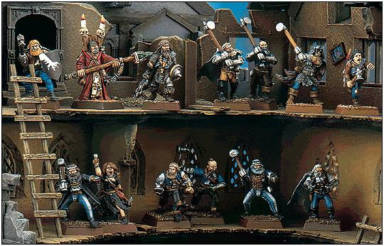 [Reference] Official Citadel Miniatures for Mordheim Mercen21