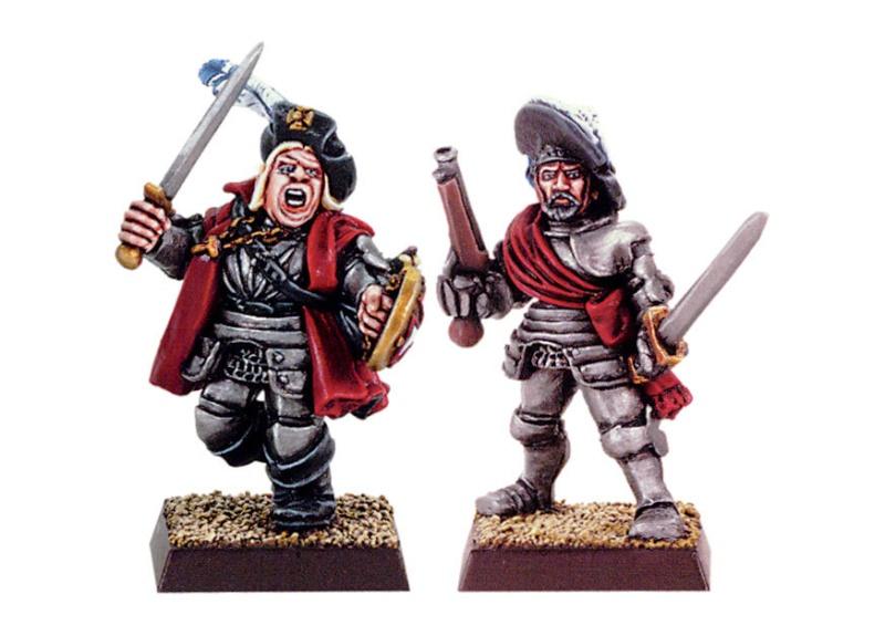 Fat miniatures Mercen22