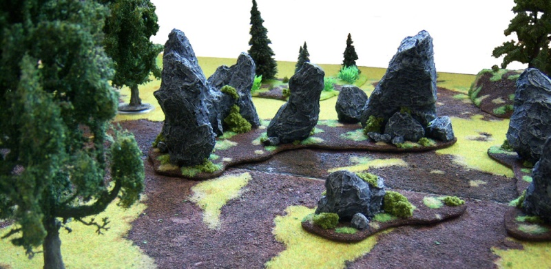 Cathayan Borderlands scenery (WIP+Completed) - Page 4 Rocks_10