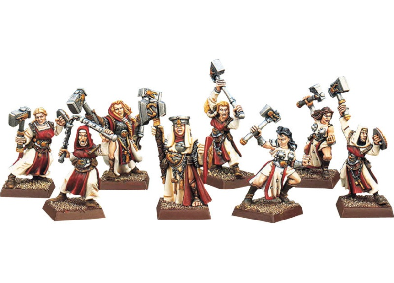 [Reference] Official Citadel Miniatures for Mordheim Sister16