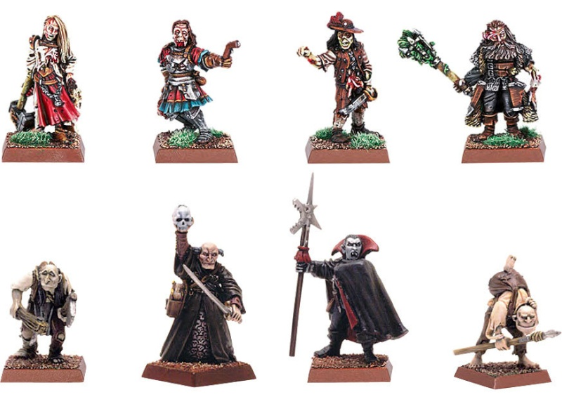 [Reference] Official Citadel Miniatures for Mordheim Undead10