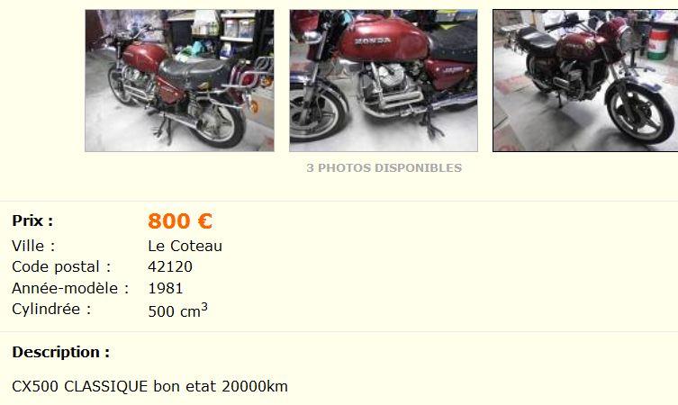 500 cx a vendre [vendue] Cx210