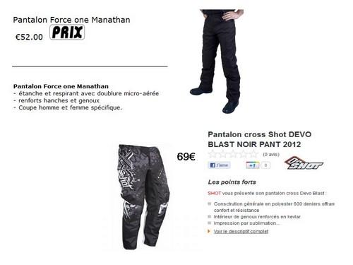 quel pantalon traileux (leuse) Pantaf10