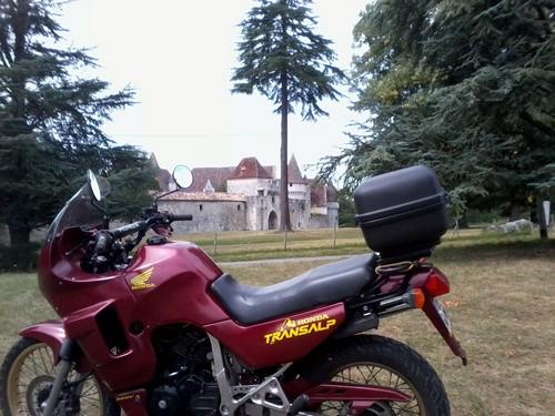 j'y vais aussi a moto .... Photo054