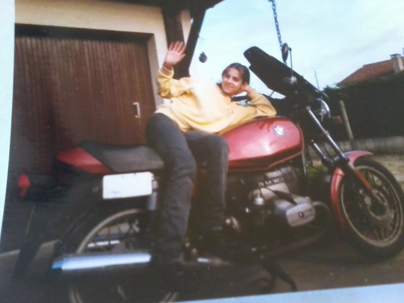 racontez vos anciennes ( jusque années 80/85 ), mobs ou motos R65_ls10