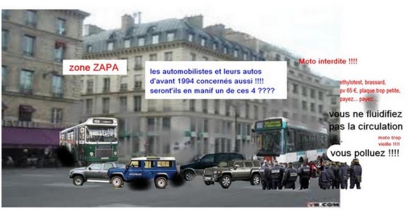 Dès 2012, mise en place des ZAPA Zapaa10