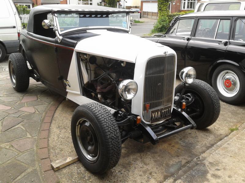 restauration de mon jago ford 32 20120310