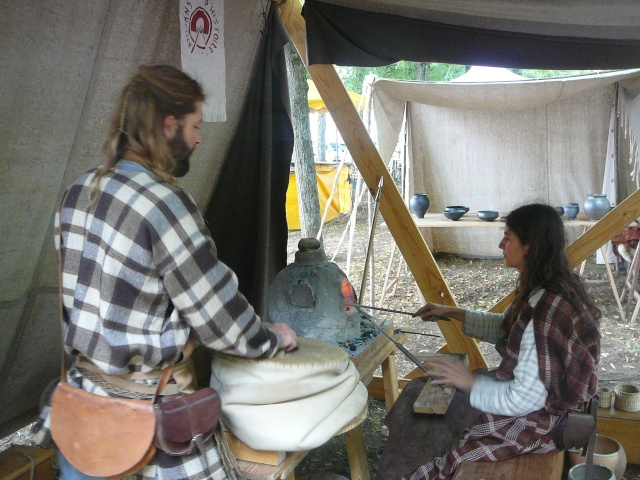 Artisans d'histoire à Autun - Juillet 2011 Auntun10