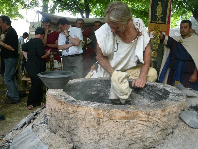 Artisans d'histoire à Autun - Juillet 2011 P1210014