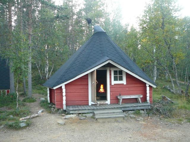 Quelques vues de Laponie Finlandaise.... P1210414