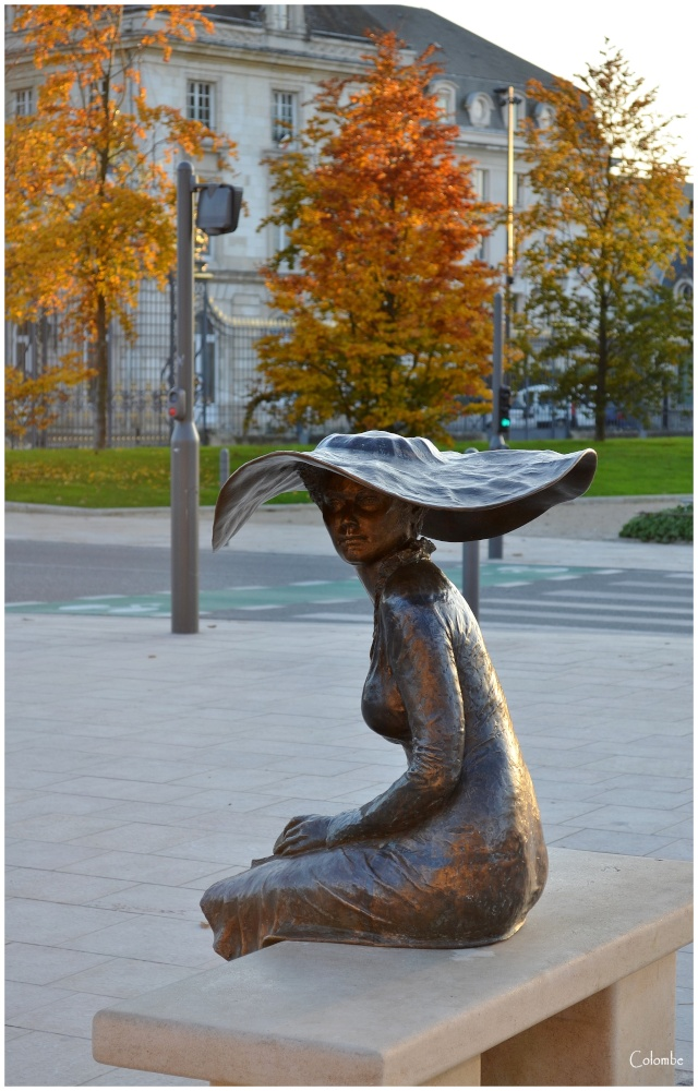 La Dame au Chapeau + ajout La_dam10