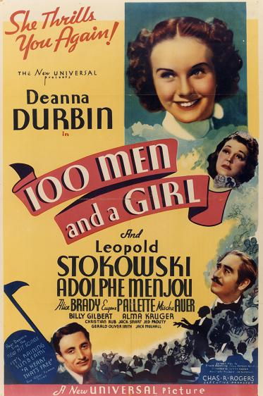 100 MEN AND A GIRL 100abc10
