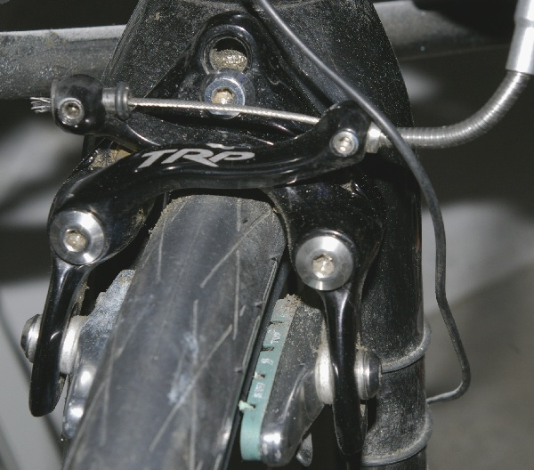 Incompatibilité freins Sram rival, roues Miche cadre Kona Freina10